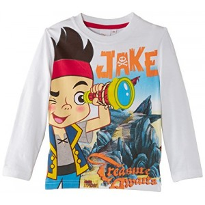 JAKE AND THE PIRATES LONG SLEEVES