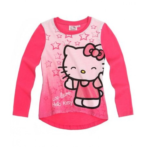 MAJICA HELLO KITTY (ŠT. 116) BELA/ROZA