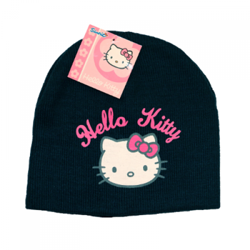 HELLO KITTY KAPA (52,54) TEMNO MODRA