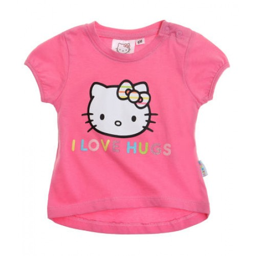HELLO KITTY MAJICA (62-92)-ROZA