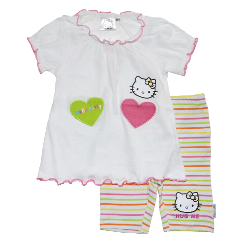 HELLO KITTY KOMPLET (68-92)-BELA