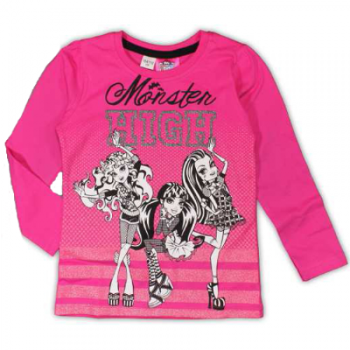 MONSTER HIGH MAJICA (104-122)-ROZA