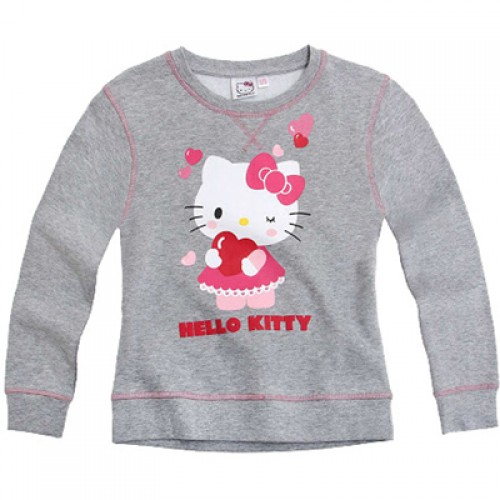PULOVER HELLO KITTY (92-128) SIVA