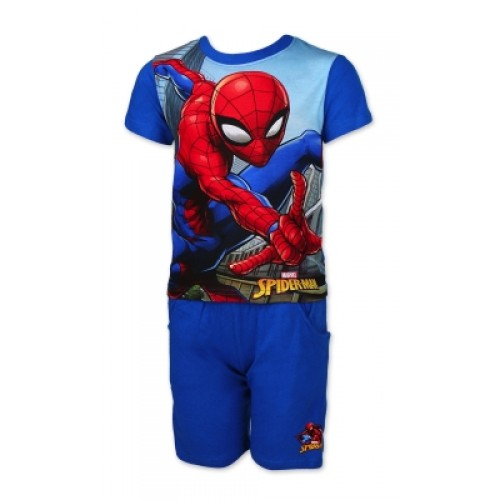 KOMPLET SPIDERMAN (104-128) MODRA