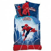 POSTELJNINA SPIDERMAN 140X200/70X90