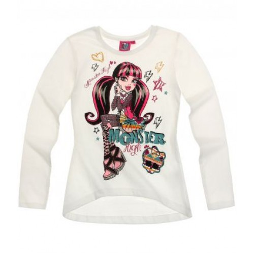 MONSTER HIGH MAJICA (128)-BELA