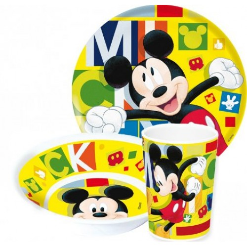 JEDILNI SET MICKEY