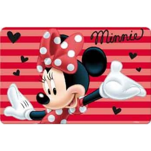 3D PODSTAVEK MINNIE