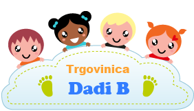 Dadi B - otroška trgovinica